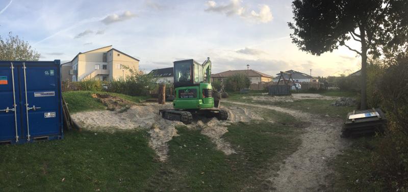 Mehrgenerationenspielplatz in Danndorf