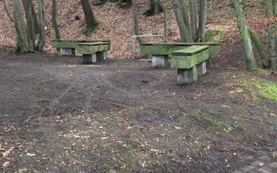 Frühjahrsputz an der Waldquelle 2019