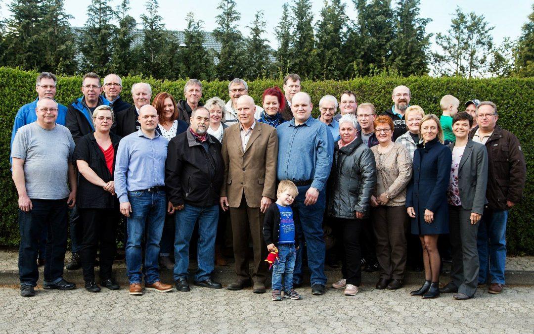 Mitgliederversammlung mit Kandidatenvorstellung 2016