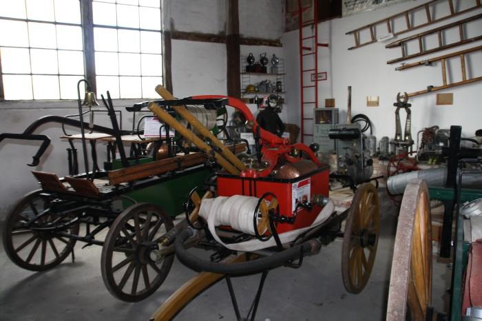 Besuch Landesfeuerwehrmuseum Stendal
