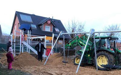 """3. Modernisierung des Spielplatzes """"Kampring"""""""