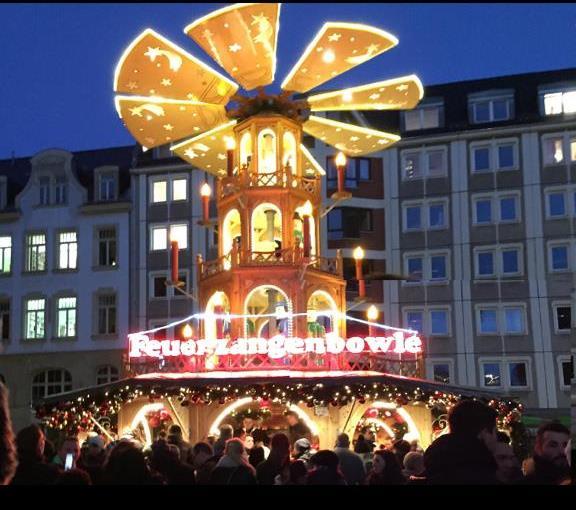 Fahrt zum Weihnachtsmarkt Leipzig