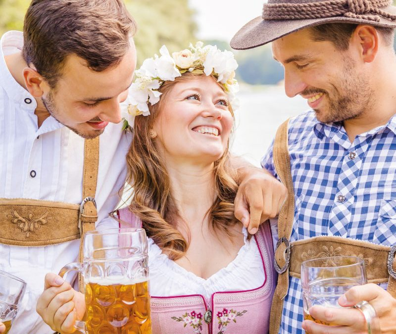 Gesucht: Mr. & Mrs. Oktoberfest 2021