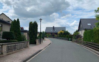 Zusätzliche Straßenlampen in Danndorf