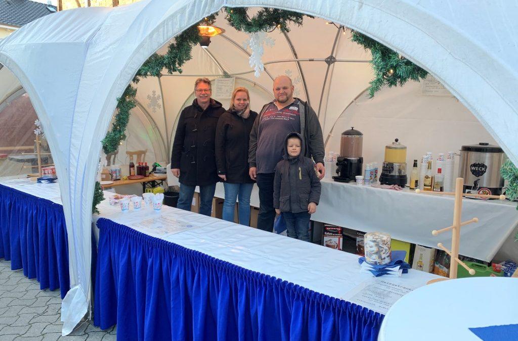 Danndorfer Weihnachtsmarkt auf dem Tinker-Pferdehof Müller