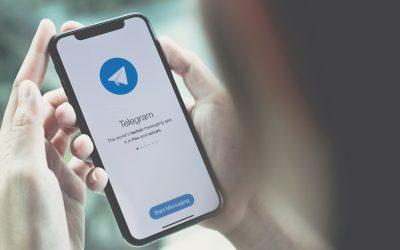 Direkt und live Infos erhalten – Telegram