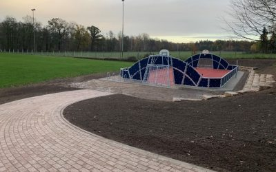 Danndorfer Fun-Court ist eröffnet