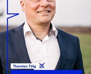 Thorsten Tölg- unser Bürgermeister-Kandidat 2021 für ALLE Danndorfer